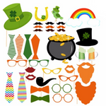 St. Patricks Day Irish Photo Props