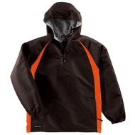 Black/Orange - Hurricane Jacket Holloway #229064