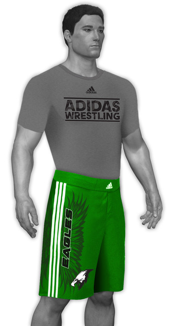 Custom Sublimated Fight Short Adidas aA208c