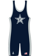 WarriorSport Nearside Custom Sublimated Singlet