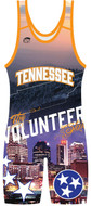 Tennessee Scenic Singlet - front view