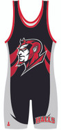 "WarriorSport - Custom Sublimated ""Brimstone"" Singlet - #WS1542 - Order by Calling 1-855-343-5151"