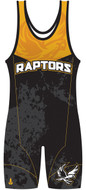 Custom Sublimated Singlet WarriorSport The Raptor