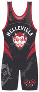 WarriorSport Sublimated Singlet The Hammer