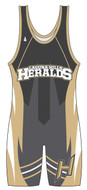 "WarriorSport Custom Sublimated Singlet ""The Harold"""