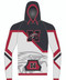 WarriorSport Fully Sublimated Hoodie:  WS1521
