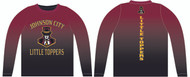 Little Toppers Sublimated Long Sleeve T-shirt
