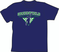 Greenfield Trained T Shirt Front View