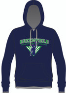 Greenfield Trained Team Hoodie Front View