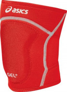 Red - Asics ZD2002 GEL II Knee Sleeve