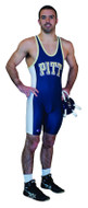 Sublimated Cliff Keen SCAC43J Side Panel Custom Sublimated Singlet