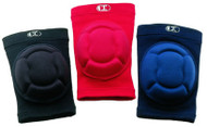 Black - Cliff Keen BK64Y The Impact Youth Knee Pad