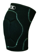 Black - Cliff Keen RK30 The Wraptor 2.0 Knee Pad