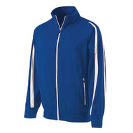 Royal - White Holloway Youth Determination Jacket #229242