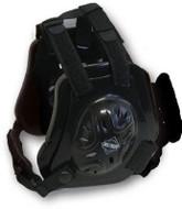 Black/Black Triforce Headgear Matman #33