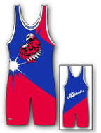 Sublimated Matman #278 Velocity Custom Singlet