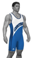 Adidas - Custom Sublimated Climalite Lycra Singlet - aS108c-02-17