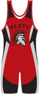 WarriorSport Sublimated singlet Template 1501 The Paladin Custom Design 1