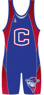 WarriorSport Custom Sublimated Singlet Template 1502 Apex
