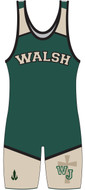 WarriorSport Custom Sublimated Singlet Template 1505