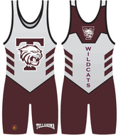 "WarriorSport - ""Predator"" Custom Sublimated Singlet 06 - #WS1506 - To Order Call 1-855-343-5151"