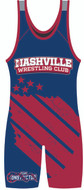 WarriorSport Custom Sublimated Singlet Template 1511  Rebellion