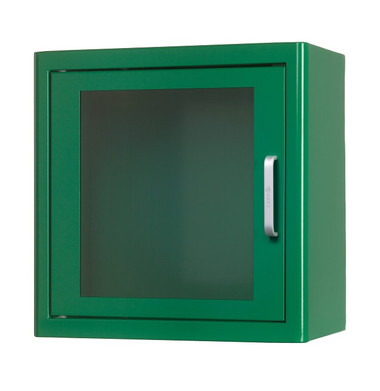 ARKY Indoor AED Cabinet With Alarm - Green