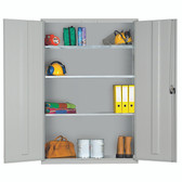Extra Wide Standard Cupboard (724818C) open