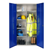 PPE Clothing & Equipment Cupboard 1830x915x457mm (PPE723618CE)