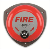 Rotary Hand Fire Alarm Bell