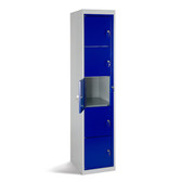 Garment Dispenser Locker - 5 Door Unit