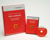 Fire Safety Log Book & CD Rom