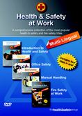 Health and Safety at Work DVD Multilingual - 7 Titles