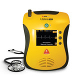 Lifeline PRO AED - Semi-automatic Defibrillator with ECG and Manual Override