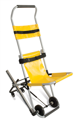 Evacuation Chair inc Bracket and Cover