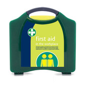 HSE 1 Person First Aid Kit in Green Aura Box (2111)