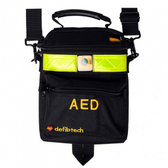 Defibtech Lifeline View carrier bag with viewport