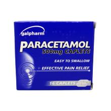 Galpharm Paracetamol 500MG Tablets 16s