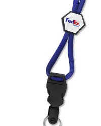 Deluxe Rope Lanyard with Slider : 620