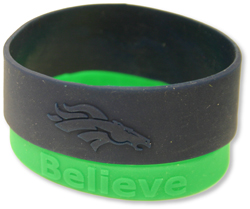 PW-603 Embossed Silicone Wristbands