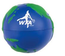 Earth Shape Stress Ball