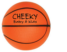 Basketball Shape Stress Ball
