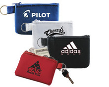 Coin Pouch w/ Key Holder