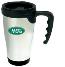 The Atlantico Mug w/ Grip Handle, 15 oz.