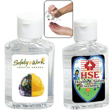 Hand Sanitizer 2 oz Squeeze Bottle