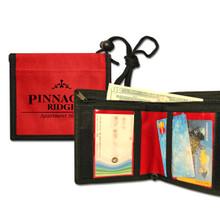 Bi-Fold Travel Neck Wallet