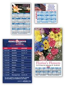 """Calendar Magnets (5-1/2"""" x 8-1/2"""")"""