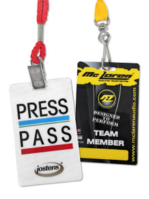 Custom VIP Badges And VIP Passes