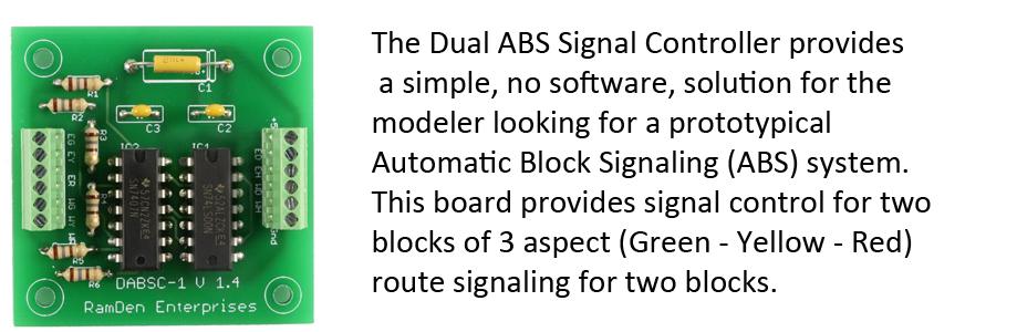 Dual ABD Controller