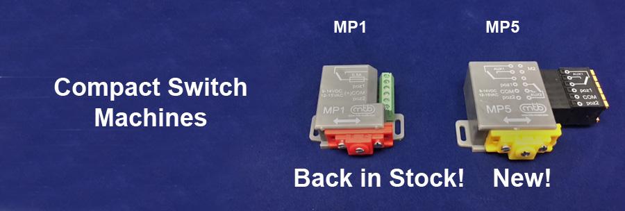 MP1 Switch Machine